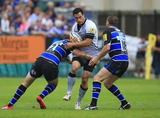 Bath Rugby v Newcastle Falcons Aviva Premiership