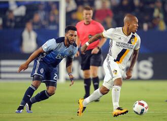 MLS: Vancouver Whitecaps FC at LA Galaxy