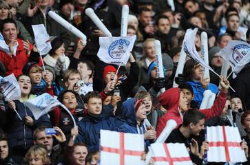 England v Argentina - QBE International