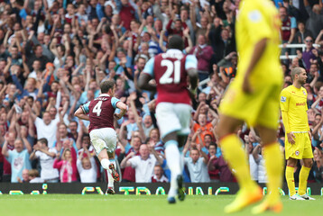 West Ham United v Cardiff City - Barclays Premier League