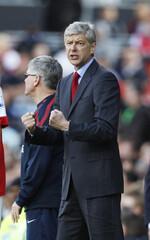 Fulham v Arsenal Barclays Premier League