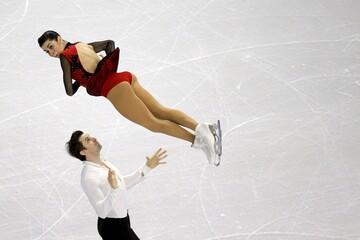Figure Skating - ISU World Figure Skating Championships - Pairs Short Program