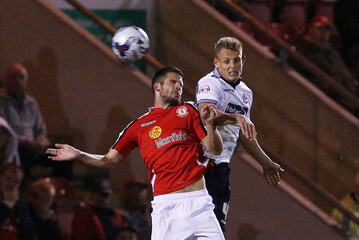 Crewe Alexandra v Bolton Wanderers - Capital One Cup Second Round