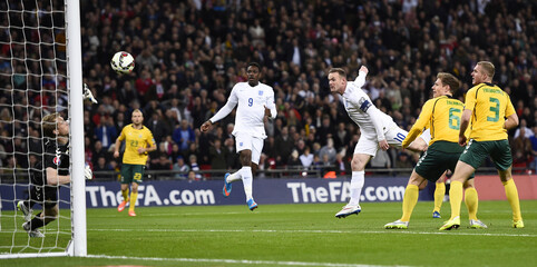 England v Lithuania - UEFA Euro 2016 Qualifying Group E
