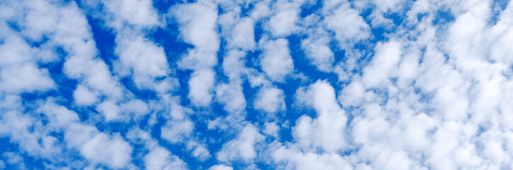 Clouds. Panorama HD. Texture, Background Series.