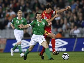 Republic of Ireland v Montenegro 2010 World Cup Qualifying European Zone - Group Eight