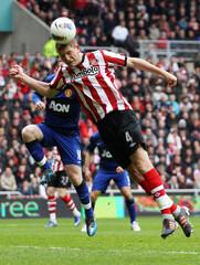 Sunderland v Manchester United Barclays Premier League