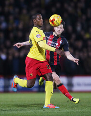 AFC Bournemouth v Watford - Sky Bet Football League Championship