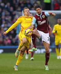 Burnley v Liverpool - Barclays Premier League