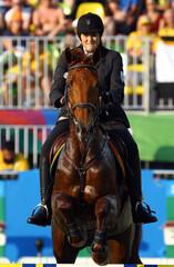 Pentathlon - Women's Riding