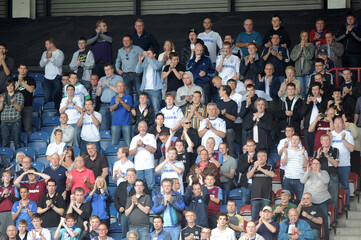 Tranmere Rovers fans