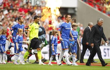 Chelsea v Manchester United FA Community Shield