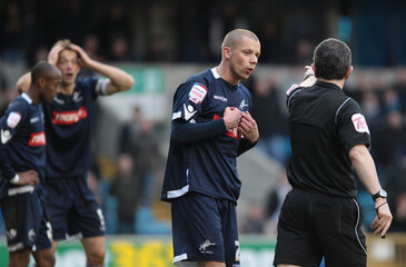 Millwall v Southampton npower Football League Championship
