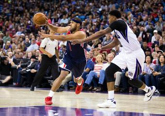 NBA: Washington Wizards at Sacramento Kings