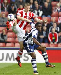 Stoke City v West Bromwich Albion - Barclays Premier League