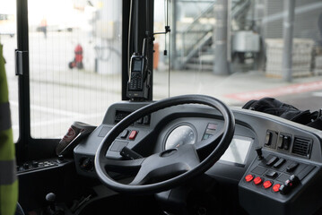 Bus Driver's Seat