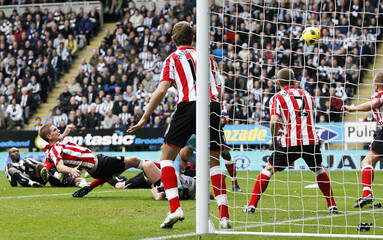 Newcastle United v Sunderland Barclays Premier League