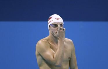 Swimming - Men's 100m Butterfly - Heats