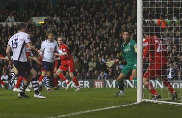 Tottenham Hotspur v Middlesbrough Barclays Premier League