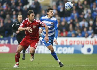 Reading v Bristol City npower Football League Championship