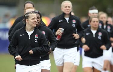 England v Ireland RBS Women's Six Nations Championship