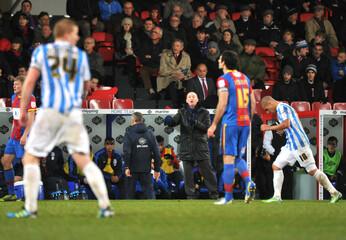 Crystal Palace v Huddersfield Town - npower Football League Championship