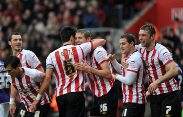 Southampton v Derby County npower Football League Championship