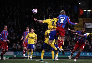 Crystal Palace v Preston North End npower Football League Championship