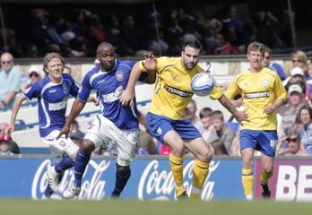 Ipswich Town v Preston North End npower Football League Championship