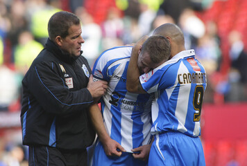 Huddersfield Town v Peterborough United npower Football League One Play-Off Final