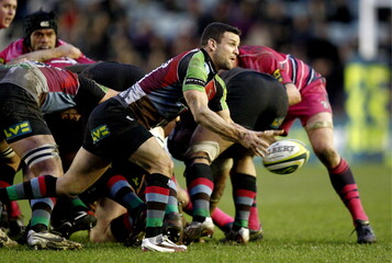 Harlequins v Cardiff Blues LV= Cup Pool Stage Matchday Four