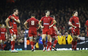 Wales v Australia - Dove Men Series