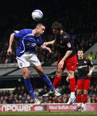 Ipswich Town v Reading npower Football League Championship