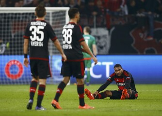 Bayer Leverkusen v Villarreal - UEFA Europa League