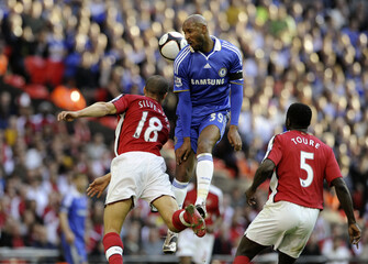 Arsenal v Chelsea FA Cup Semi Final