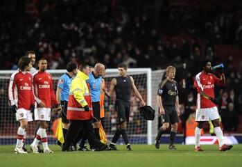 Arsenal v Liverpool Barclays Premier League