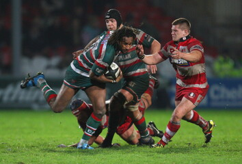 Gloucester Rugby v Leicester Tigers Guinness Premiership