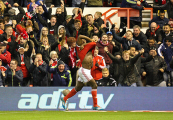 Nottingham Forest v Norwich City - Sky Bet Football League Championship