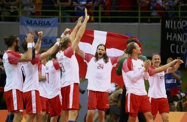 Handball -Men's Gold Medal Game Denmark v France