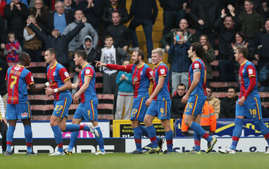Crystal Palace v Derby County - npower Football League Championship