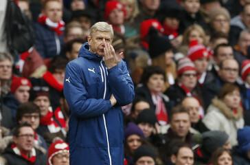 Arsenal v Aston Villa - Barclays Premier League