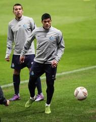 FC Porto Press Conference & Training