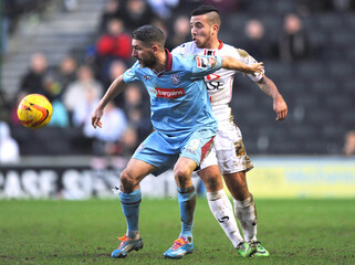 Milton Keynes Dons v Tranmere Rovers - Sky Bet Football League One