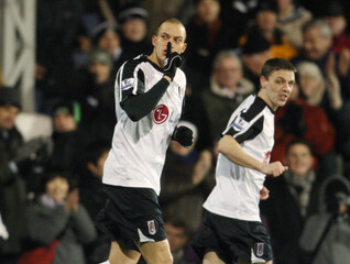 Fulham v Burnley Barclays Premier League