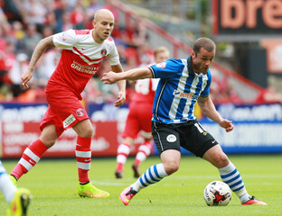 Charlton Athletic v Wigan Athletic - Sky Bet Football League Championship