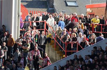 Sheffield United v Charlton Athletic - FA Cup Quarter Final
