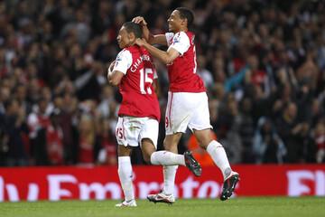 Arsenal v Shrewsbury Town Carling Cup Third Round