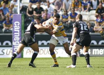 Hull FC v Leeds Rhinos Carnegie Challenge Cup Fourth Round