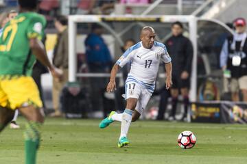 Soccer: 2016 Copa America Centenario-Uruguay at Jamaica