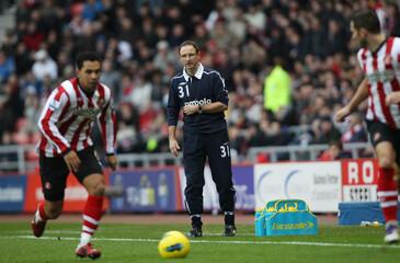 Sunderland v Blackburn Rovers Barclays Premier League